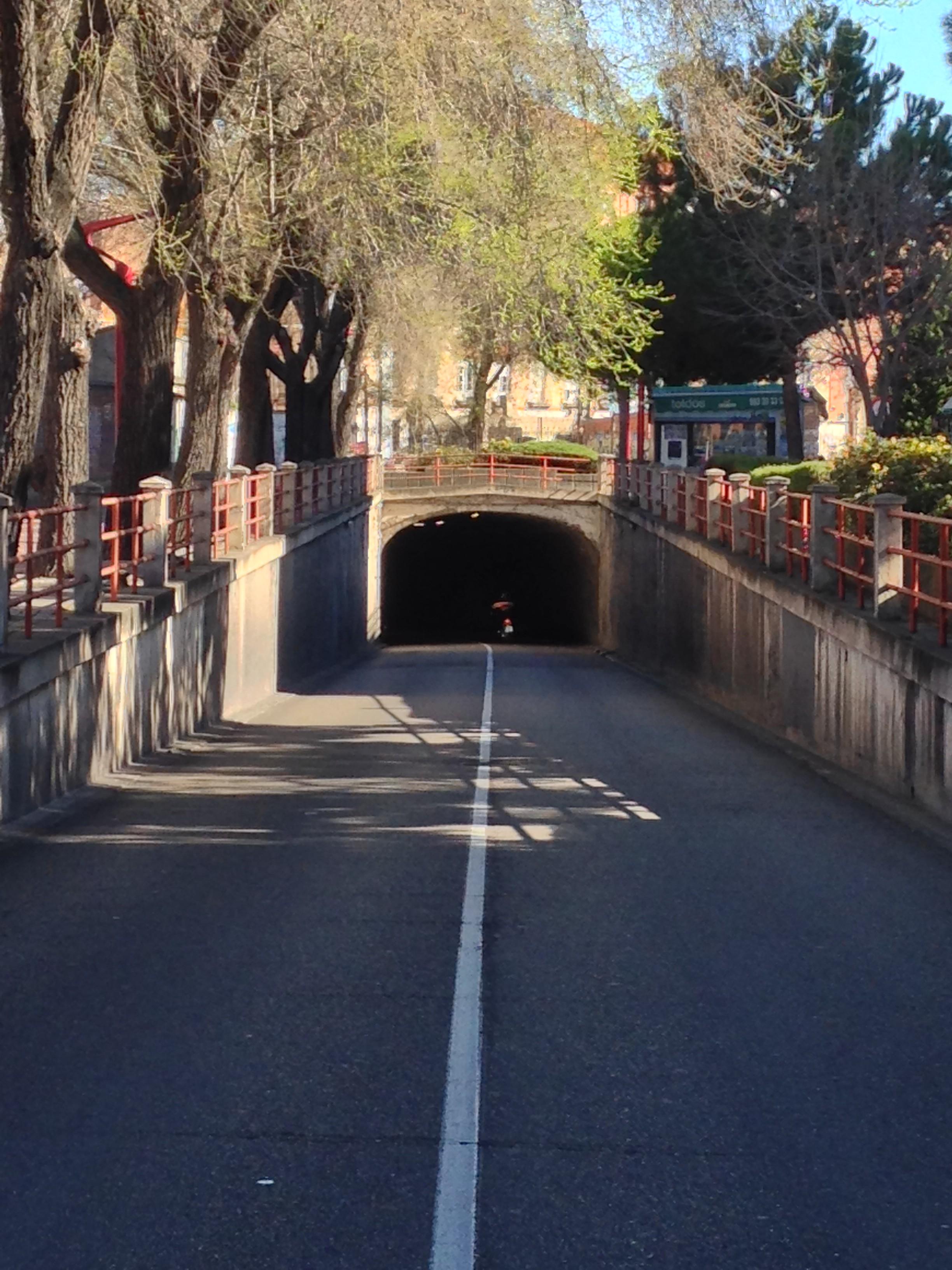 Túnel de las Delicias